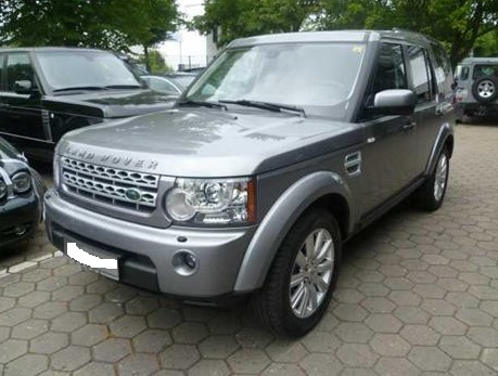 LANDROVER DISCOVERY 4 3.0 SDV6 HSE 4X4