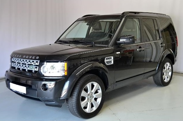 LANDROVER DISCOVERY 3.0 SDV6 HSE 4X4
