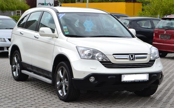 HONDA CR V 2.0I-VTECH EXECUTIVE