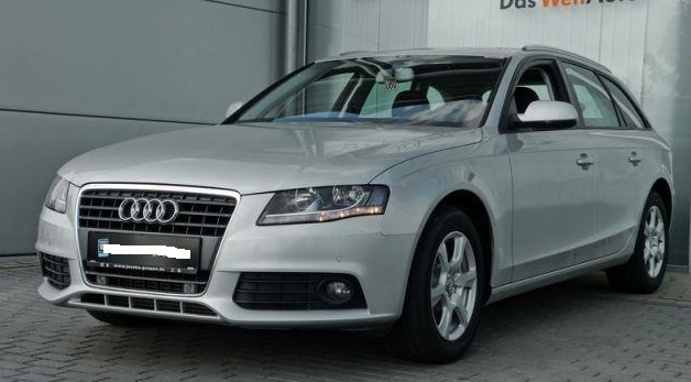 AUDI A4 2.0 TDI AVANT ATTRACTION