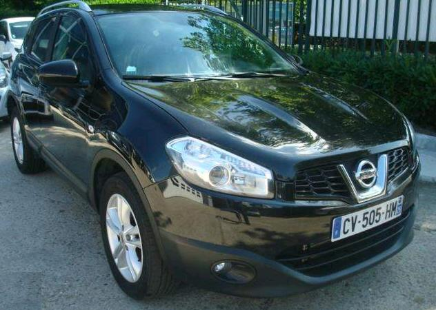 NISSAN QASHQAI 1.6 DCI 130 TEKNA FRENCH REGISTERED