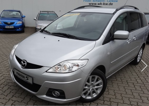 MAZDA 5 2.0 AT EXCLUSIVE AND TREND