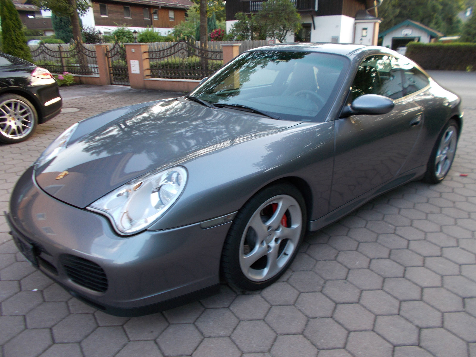 PORSCHE 911 996 CARRERA 4S COUPE