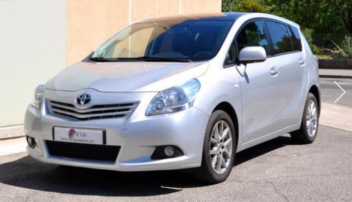 TOYOTA VERSO 2.2 D-4D 5 SEATS SKY VIEW EDITION