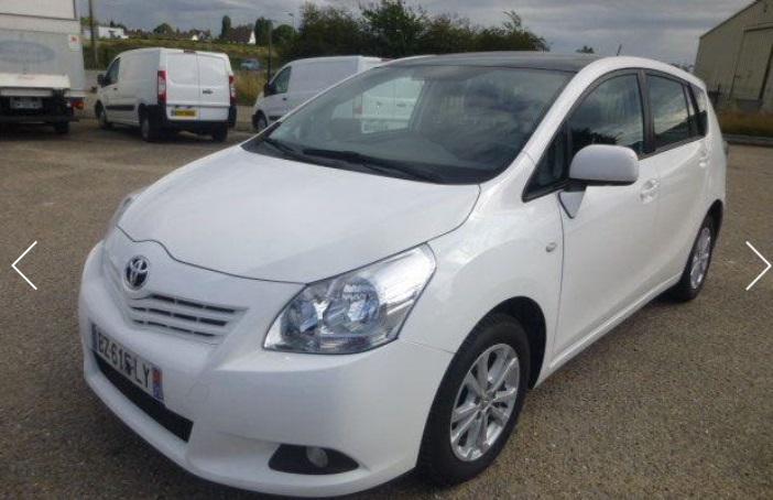 TOYOTA VERSO 2.2 D-4D SKYVIEW EDITION