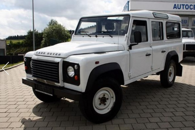 LANDROVER DEFENDER 110 SW 4X4 7 SEATS