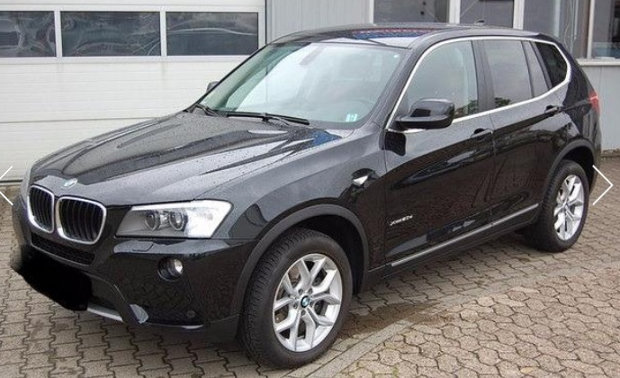 BMW X3 2.0 XDRIVE LUXE