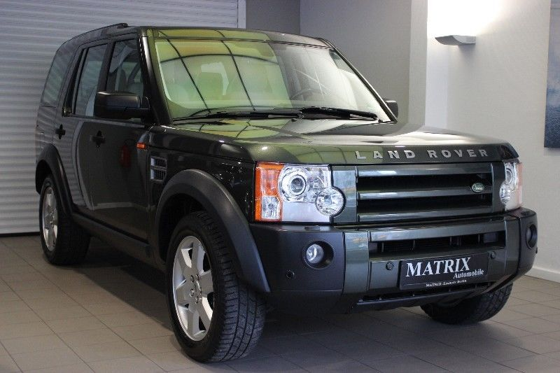 LANDROVER DISCOVERY V8 HSE 4X4 7 SEATS