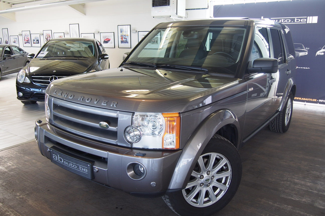 LANDROVER DISCOVERY TDV6 4X4 HSE 7 SEATS