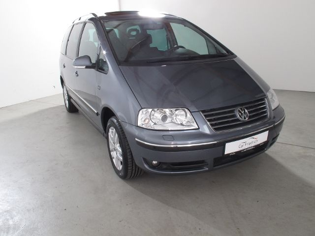 Lhd VOLKSWAGEN SHARAN (01/2009) - GREY METALLIC - lieu: