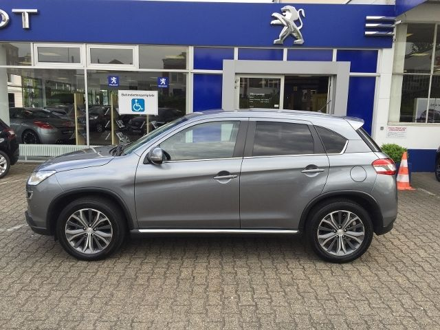PEUGEOT 4008 (03/2013) - GREY METALLIC - lieu: