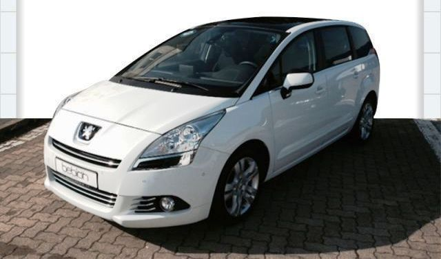 PEUGEOT 5008 2.0 HDI BUSINESS LINE