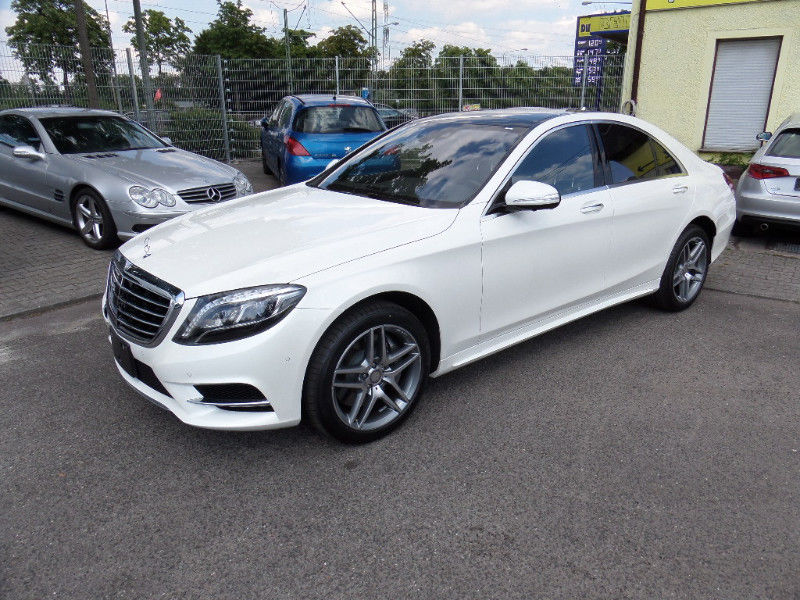 MERCEDES S CLASS S400 H AMG SPORT PACK