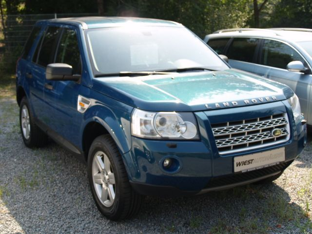 LANDROVER FREELANDER (06/2008) - BLUE METALLIC - lieu: