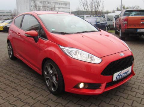 FORD FIESTA 1.6 ST ECOBOOST