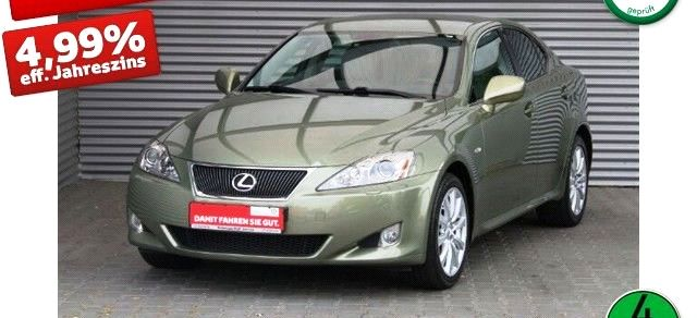 LEXUS IS 220 (03/2009) - BEIGE - lieu: