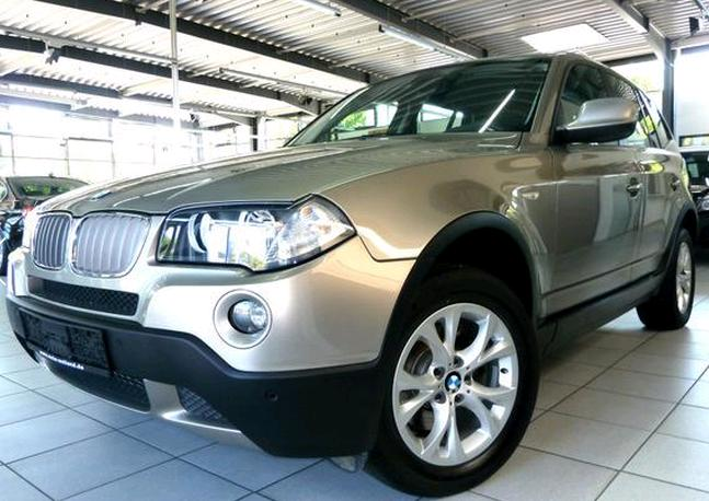 BMW X3  X Drive 2.0 D Edition Lifesty