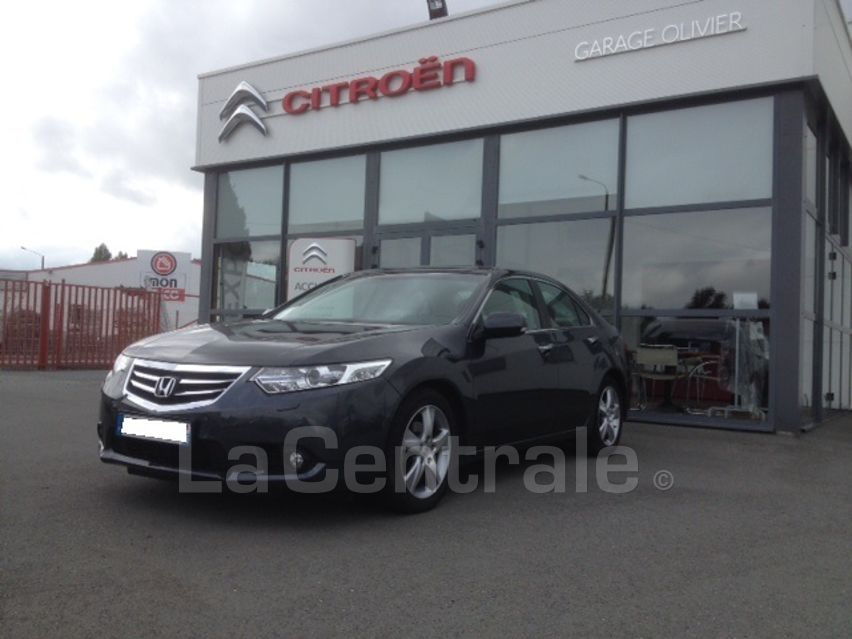 HONDA ACCORD 2.2 I-DTEC 150BHP LUXURY