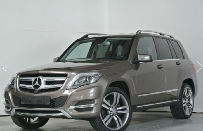 lhd mercedes glk class 06 2013 grey metallic lieu. Black Bedroom Furniture Sets. Home Design Ideas