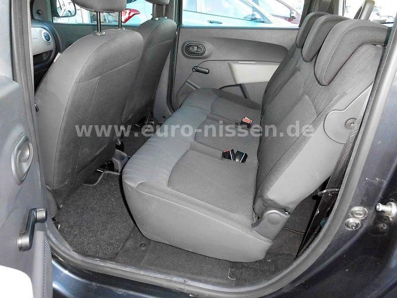 DACIA LODGY (10/2012) - BLUE METALLIC - lieu:
