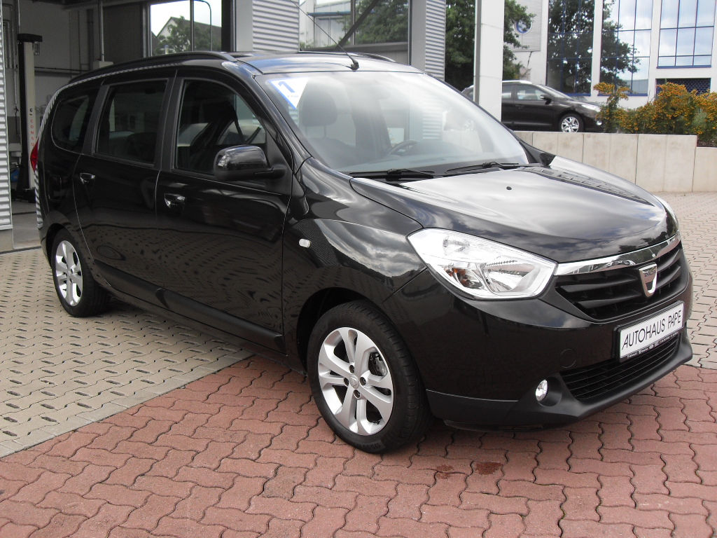DACIA LODGY (11/2012) - BLACK - lieu: