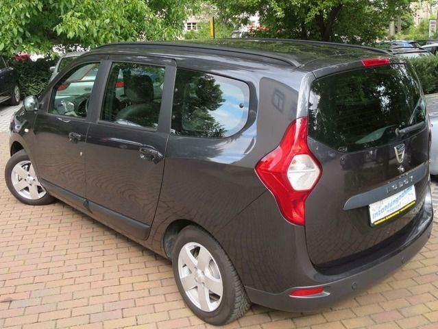 DACIA LODGY (06/2012) - GREY METALLIC - lieu: