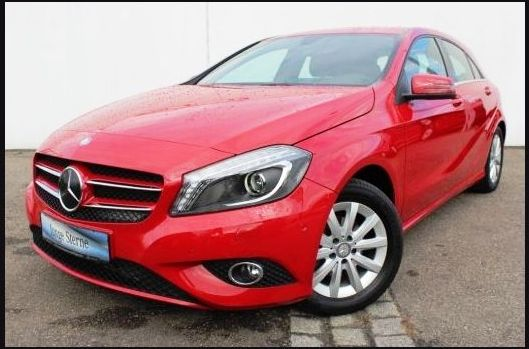 MERCEDES A CLASS A180 CDI BE STYLE