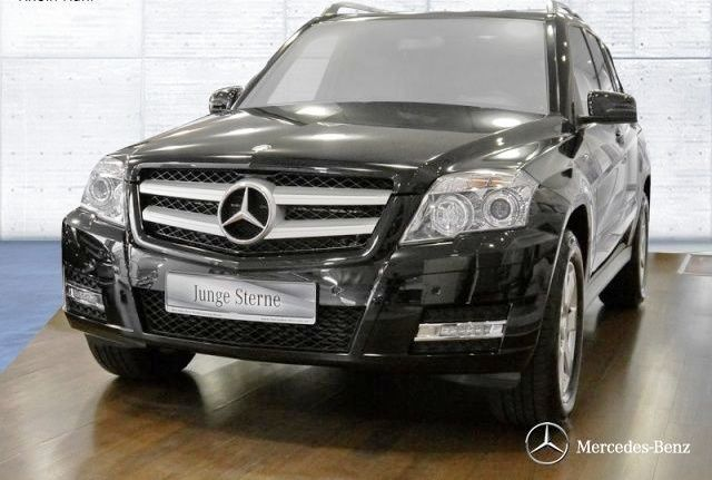 MERCEDES GLK CLASS GLK 250 CDI 4MATIC BE SPORT PACK