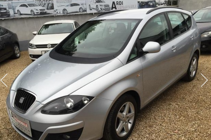 SEAT ALTEA XL 1.6 TDI 105BHP