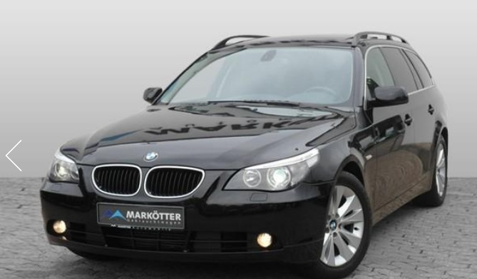 BMW 5 SERIES 520 D TOURING