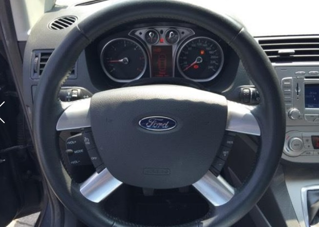 Lhd FORD KUGA (03/2010) - GREY METALLIC - lieu: