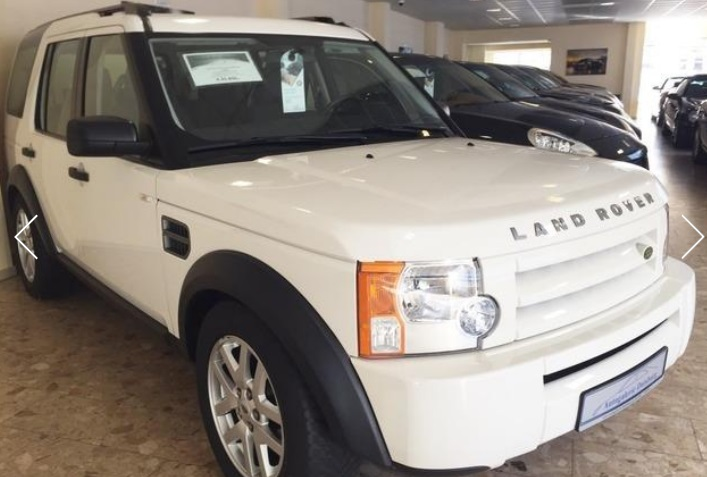 LANDROVER DISCOVERY 2.7 TDV6 HSE 7 SEATS