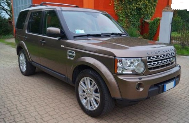 LANDROVER DISCOVERY 4 3.0 TDV6 HSE 7 SEATS