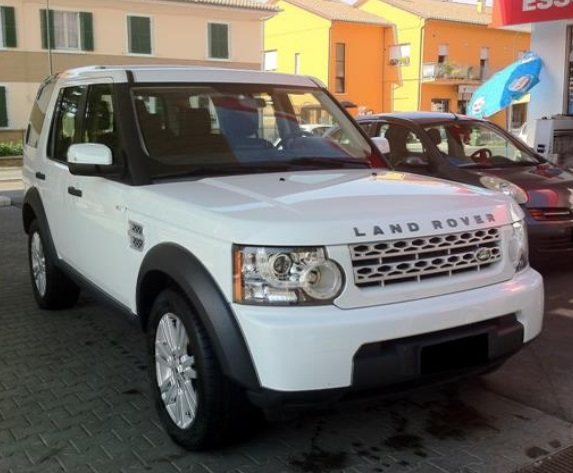 LANDROVER DISCOVERY 4 3.0 TDV6 S