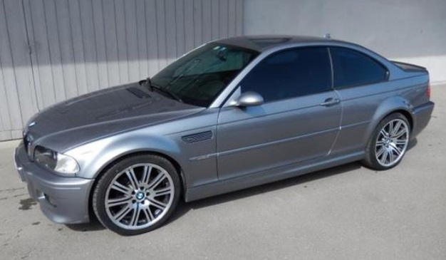 BMW M3 (03/2006) - GREY METALLIC - lieu: