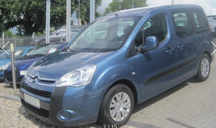 CITROEN BERLINGO 1.6 E-HDI MULTI SPACE