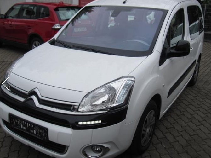 CITROEN BERLINGO 1.0 E-HDI MULTI SPACE