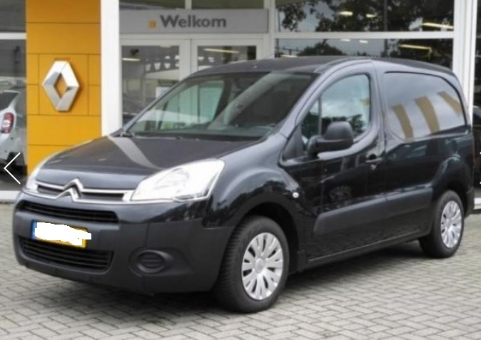 CITROEN BERLINGO (02/2013) - BLACK METALLIC - lieu: