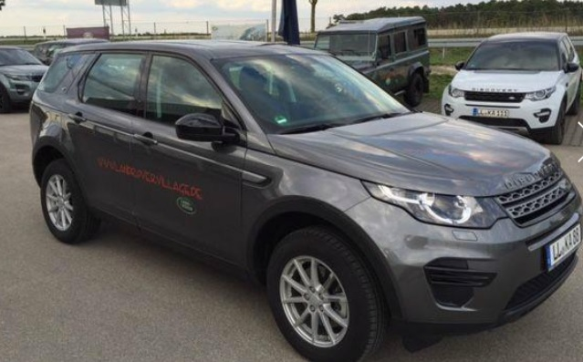 LANDROVER DISCOVERY SPORT 2.2 TD4 SE 4X4