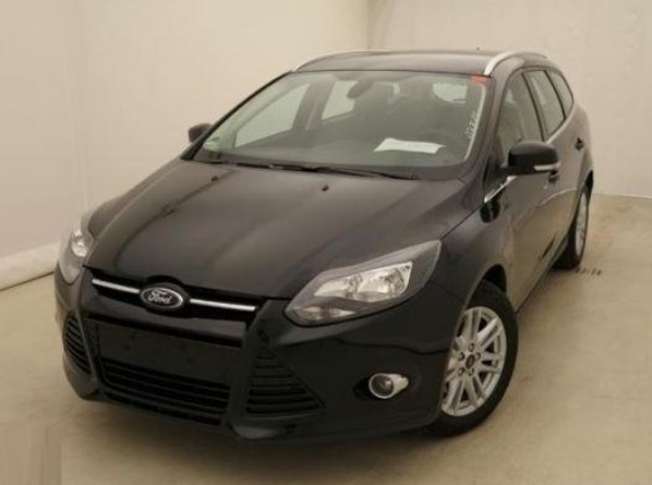 lhd FORD FOCUS (07/2012) - BLACK - lieu: