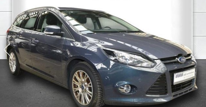 FORD FOCUS (03/2012) - GREY METALLIC - lieu: