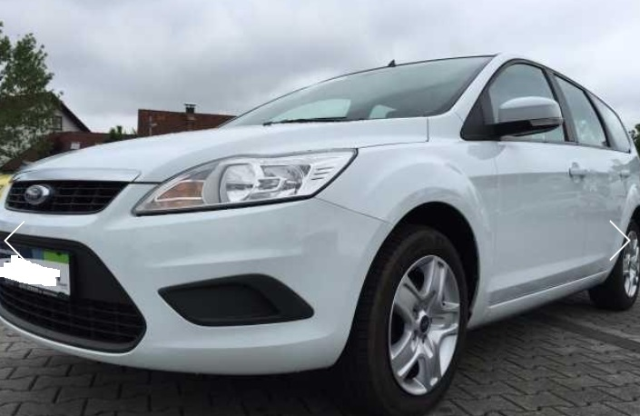 FORD FOCUS 1.6 TDCI STYLE