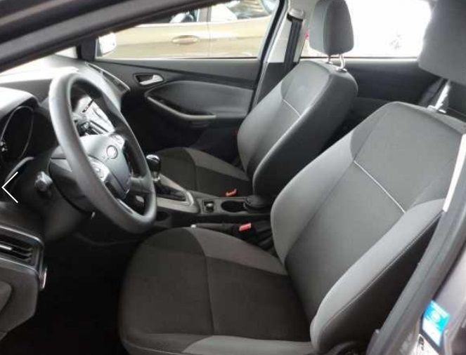 FORD FOCUS (10/2011) - GREY METALLIC - lieu: