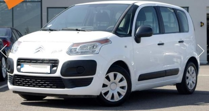 CITROEN C3 PICASSO 1.6 HDI 90 ATTRACTION