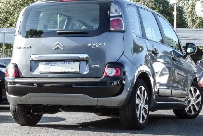 CITROEN C3 PICASSO (12/2011) - GREY METALLIC - lieu: