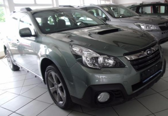 SUBARU OUTBACK 2.0 D 4X4 X-PEDITION