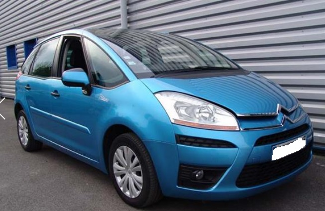 CITROEN C4 PICASSO 1.6 HDI 110BHP AIRPLAY