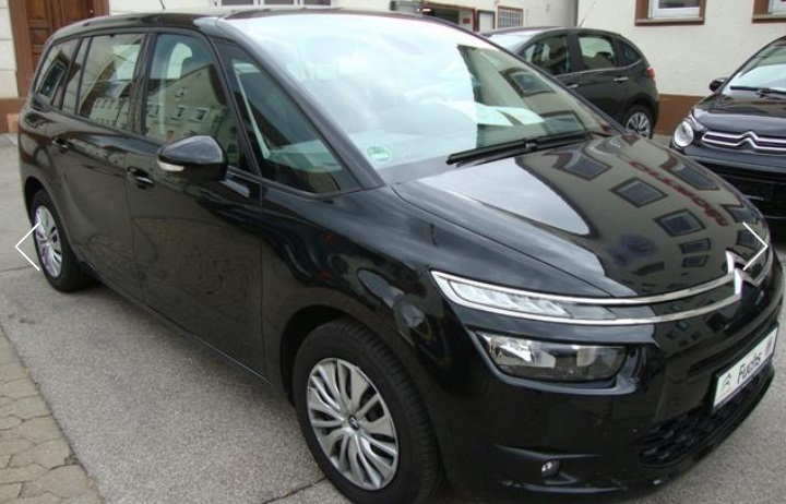 CITROEN C4 PICASSO 1.6 HDI 120BHP SELECTION 7 SEATS