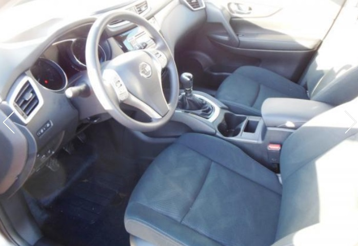 NISSAN X TRAIL (06/2015) - GREY METALLIC - lieu: