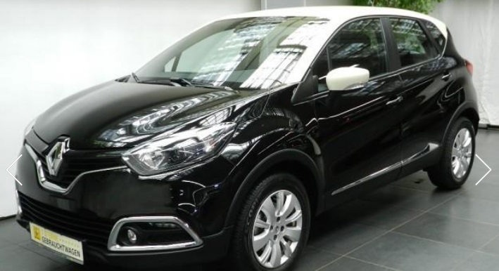 RENAULT CAPTURE 1.5 DCI 90BHP DUNAMIQUE